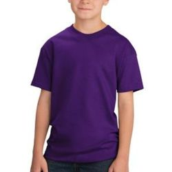 Youth 5.4 oz Cotton T-Shirt Thumbnail