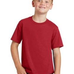 Youth 4.5oz Cotton Fan Favorite T-Shirt Thumbnail